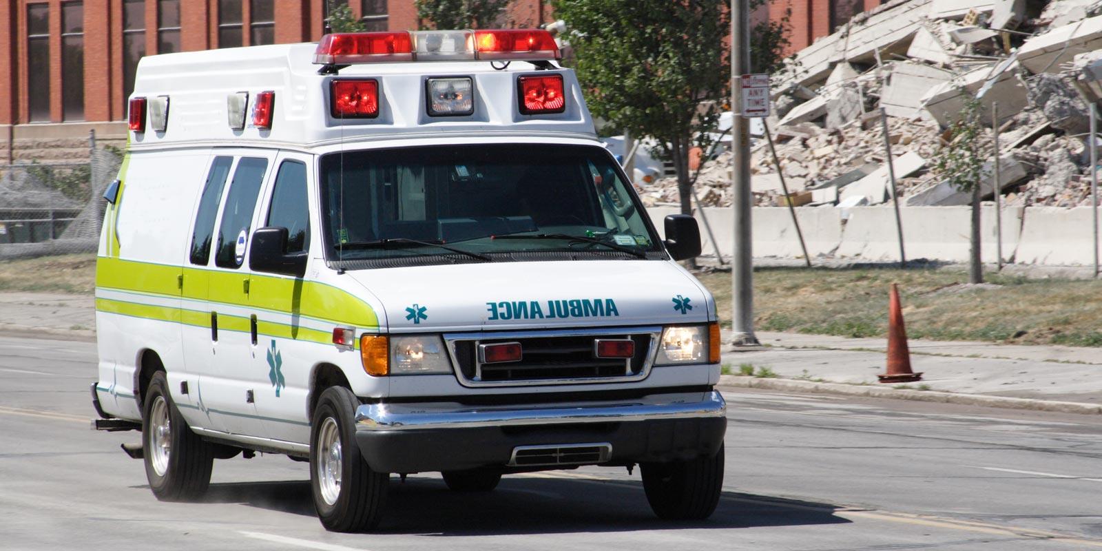 Private Ambulance/EMS Company - Keavney & Streger